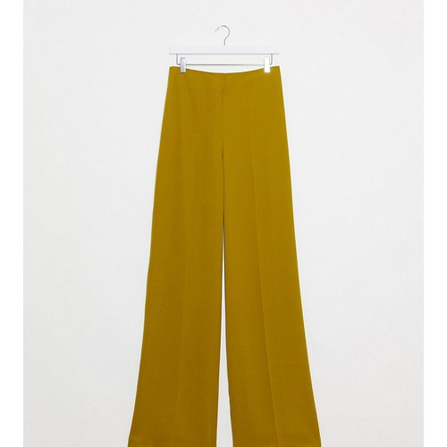 ASOS DESIGN Tall - Pantalon large épuré à taille haute - ASOS Tall - Modalova
