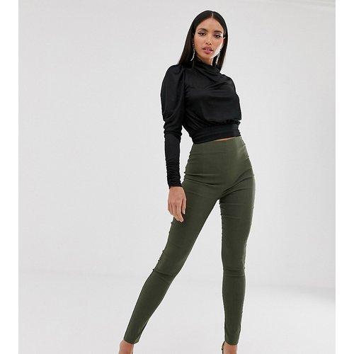 ASOS DESIGN Tall - Pantalon skinny taille haute - ASOS Tall - Modalova