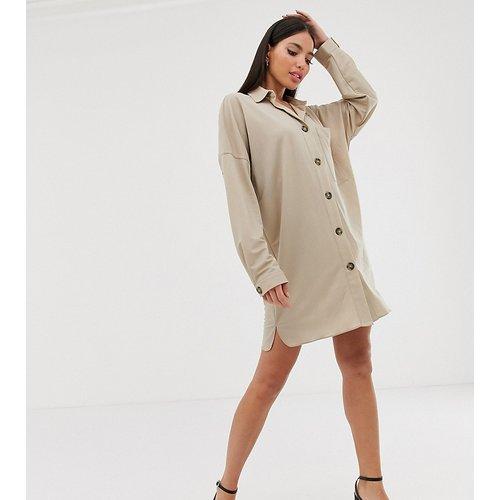ASOS DESIGN Tall - Robe chemise fonctionnelle - ASOS Tall - Modalova