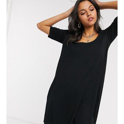 ASOS DESIGN Tall - Robe t-shirt fluide à poches dissimulées - ASOS Tall - Modalova