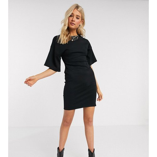 ASOS DESIGN Tall - Robe t-shirt structurée avec coutures - ASOS Tall - Modalova