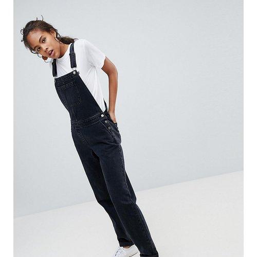 ASOS DESIGN Tall - Salopette en jean - délavé - ASOS Tall - Modalova