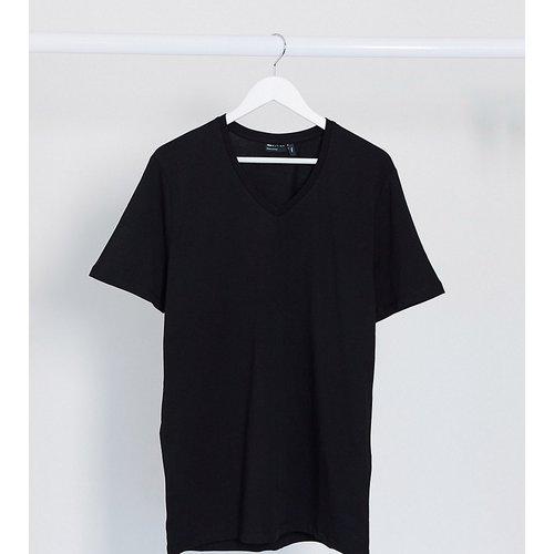 Tall - T-shirt à col V - ASOS DESIGN - Modalova