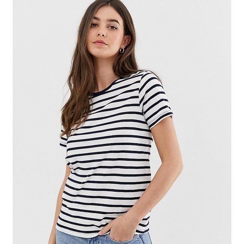 ASOS DESIGN Tall - T-shirt ras de cou à rayures - ASOS Tall - Modalova
