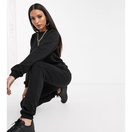 ASOS DESIGN Tall - Ultimate - Survêtement sweat-shirt/jogger avec liens en coton biologique - ASOS Tall - Modalova
