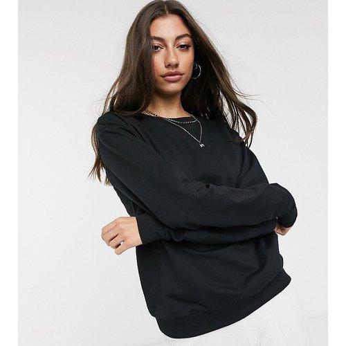 ASOS DESIGN Tall - Ultimate - Sweat-shirt en coton biologique - ASOS Tall - Modalova