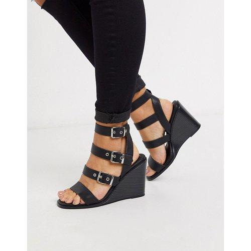 Terrace - Chaussures compensées à bride - ASOS DESIGN - Modalova