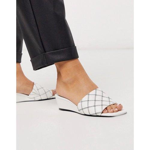 Thriller - Chaussures compensées et matelassées - ASOS DESIGN - Modalova