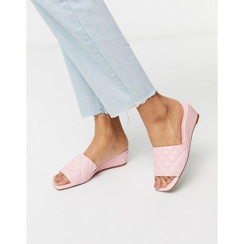 Thriller - Chaussures matelassées semi-compensées - ASOS DESIGN - Modalova