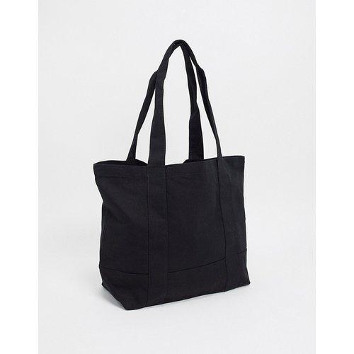 Tote bag oversize en toile épaisse - ASOS DESIGN - Modalova