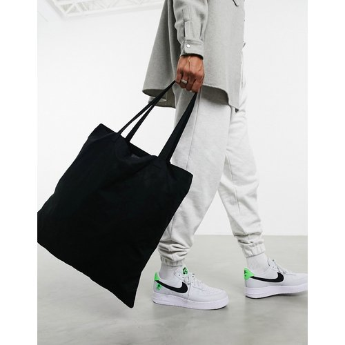 Tote bag oversizeen toile - ASOS DESIGN - Modalova