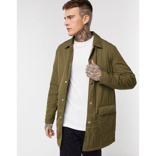 Trench-coat en nylon - Kaki - ASOS DESIGN - Modalova