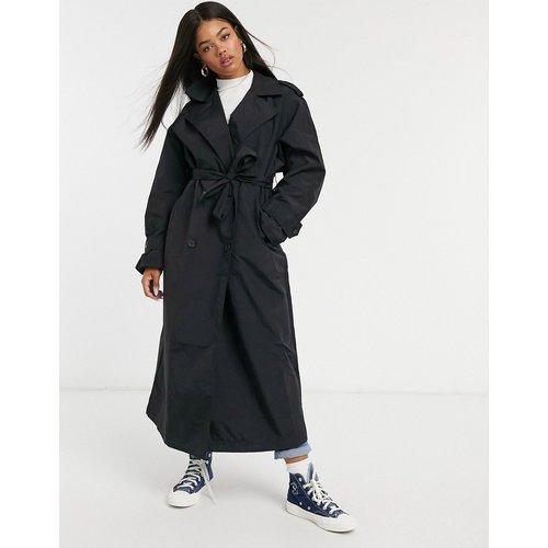 Trench-coat en taffetas - ASOS DESIGN - Modalova