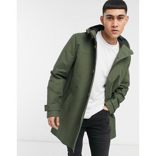 Trench-coat imperméable à capuche - ASOS DESIGN - Modalova