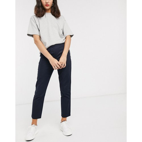Ultimate - Pantalon cigarette en lin - ASOS DESIGN - Modalova