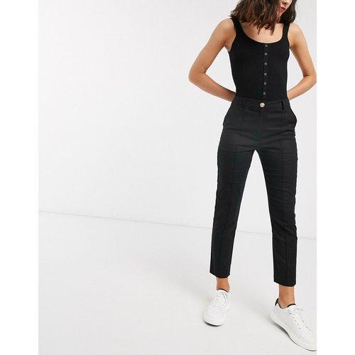 Ultimate - Pantalon cigarette en lin - ASOS DESIGN - Modalova