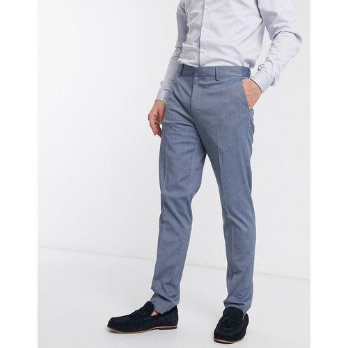 Wedding - Pantalon de costume slim - clair - ASOS DESIGN - Modalova