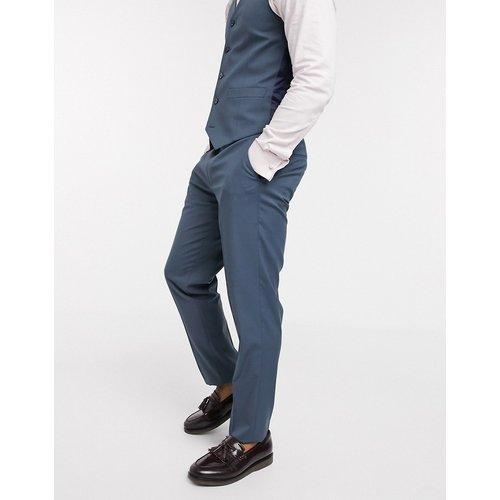 Wedding - Pantalon de costume slim - sarcelle - ASOS DESIGN - Modalova