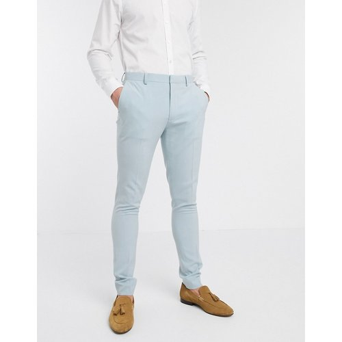 Wedding - Pantalon de costume super slim - pastel - ASOS DESIGN - Modalova