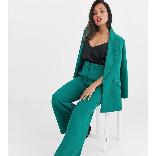 Petite - Pantalon coupe large - ASOS EDITION - Modalova