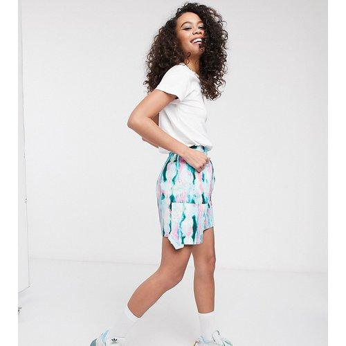 KENYA - Mini-jupe effet tie-dye avec poche fonctionnelle - ASOS MADE IN - Modalova