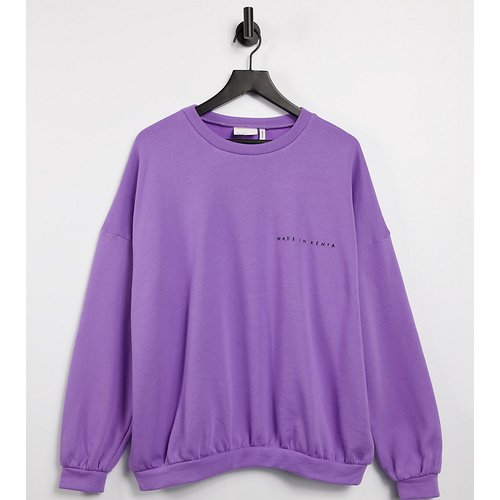 KENYA - Sweat-shirt brodé - ASOS MADE IN - Modalova