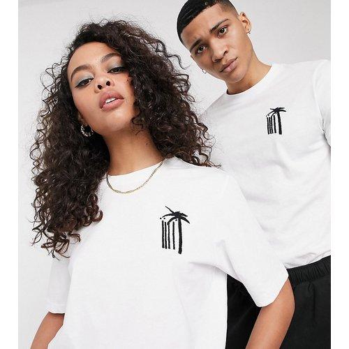 Kenya - T-shirt brodé - ASOS MADE IN - Modalova