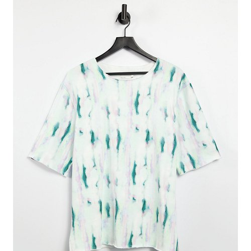 KENYA - T-shirt d'ensemble décontracté effet tie-dye - ASOS MADE IN - Modalova