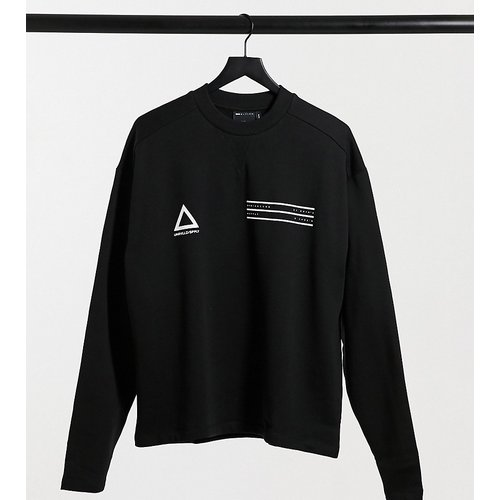 ASOS Tall - Unrvlld Supply - Sweat-shirt oversize à logo sur le devant - ASOS Unrvlld Supply - Modalova