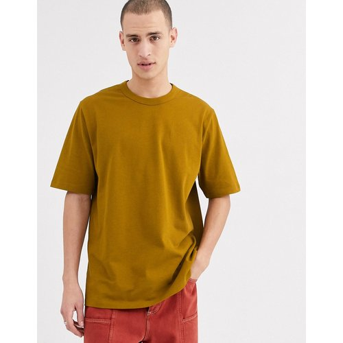 T-shirt ample épais - chaud - ASOS WHITE - Modalova