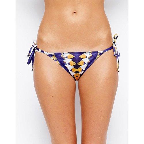 New Tribes - Bas de bikini avec nœuds sur le côté - Baku - Modalova