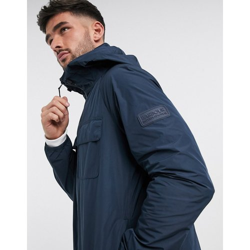 Boldon - Veste casual à capuche - Bleu marine - Barbour International - Modalova