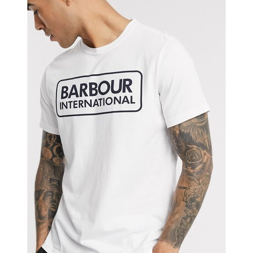 Essential - T-shirt à grand logo - Barbour International - Modalova