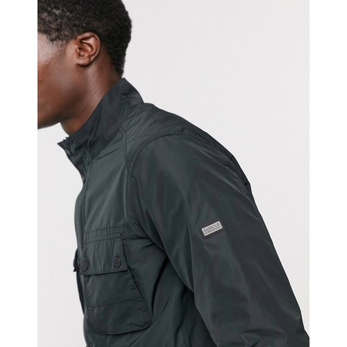Stannington - Veste style militaire à deux poches - Barbour International - Modalova