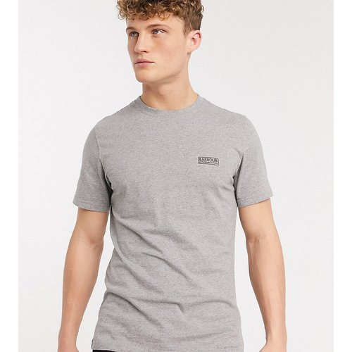 Barbour - International - T-shirt coupe slim avec logo International, exclusivité ASOS - Barbour International - Modalova