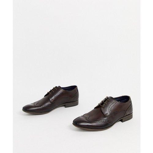Philby - Chaussures richelieu à bout golf - Base London - Modalova