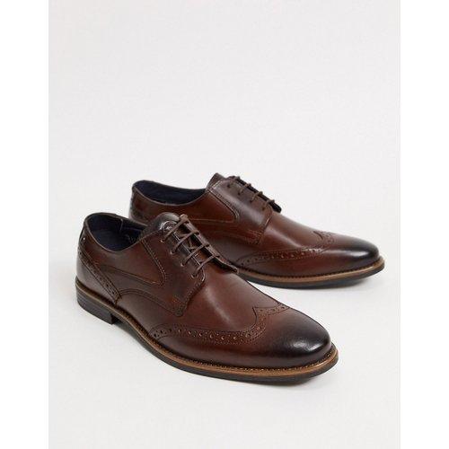 Risco - Chaussures richelieu - Cuir - Base London - Modalova
