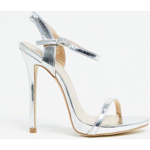 Sandales minimalistes à talons - BEBO - Modalova