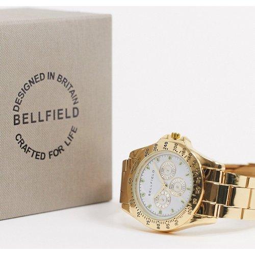Montre-bracelet à mouvement chronographe - Bellfield - Modalova