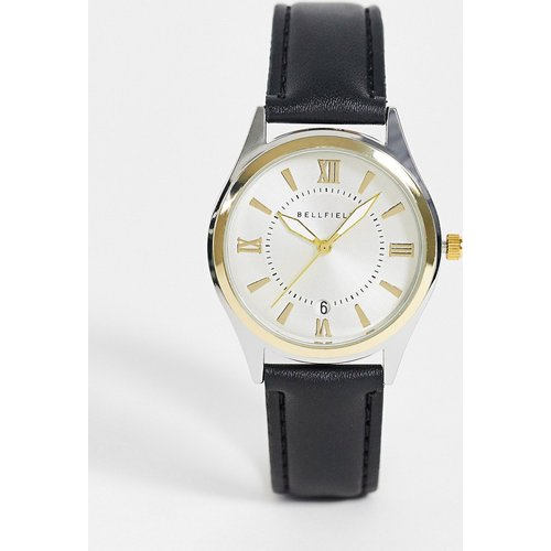 Montre-bracelet à cadran bicolore - Bellfield - Modalova