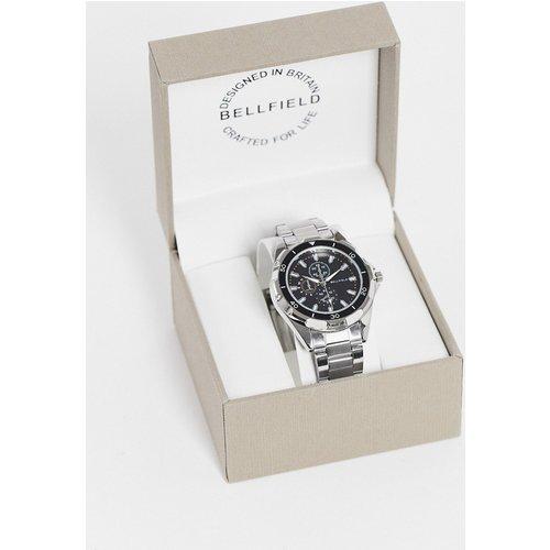 Montre bracelet avec cadran noir - é - Bellfield - Modalova
