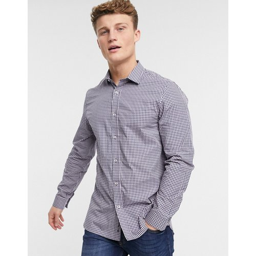 Chemise ajustée à motif vichy - Ben Sherman - Modalova