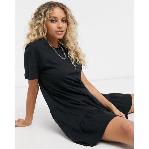 Robe t-shirt ample style babydoll - Bershka - Modalova