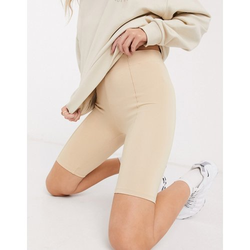 Bershka - Short legging - Beige - Bershka - Modalova