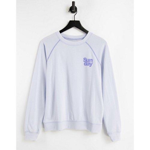 Salt & Sweat - Sweat-shirt oversize - Billabong - Modalova