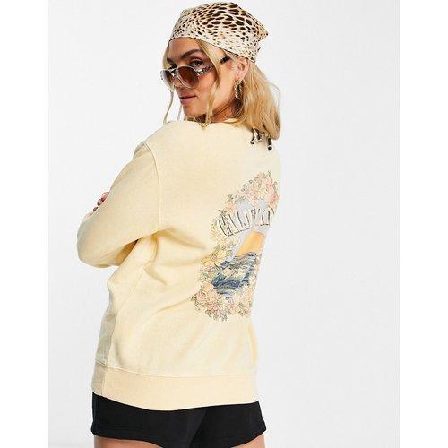 Salty Blonde After Sunset - Sweat-shirt oversize - Billabong - Modalova