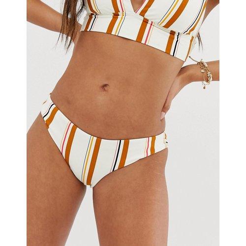 Sunstruck - Bas de bikini à rayures - Billabong - Modalova