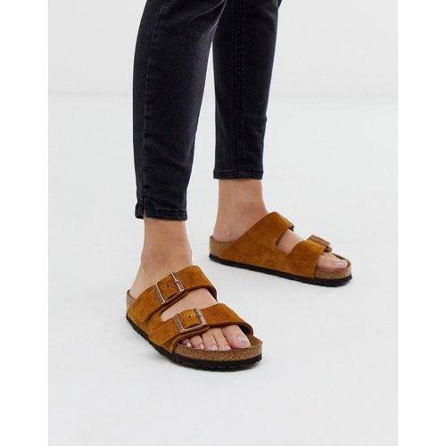 Arizona - Sandales en daim - Vison - Birkenstock - Modalova
