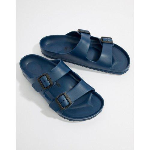 Arizona - Sandales en EVA - Bleu marine - Birkenstock - Modalova