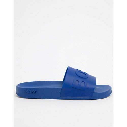BOSS - Bay - Mules-Bleu - Boss - Modalova
